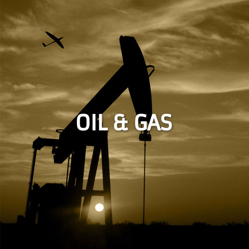 Professional Drones for Industry Oil and Gas