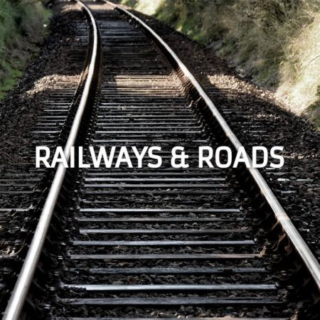 Railways & Roads