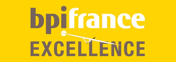Delair-Tech and the BPI FRANCE for the excellence