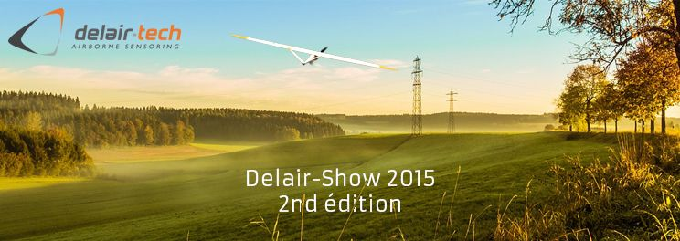 Delair-Tech Delair-Show UAvs products