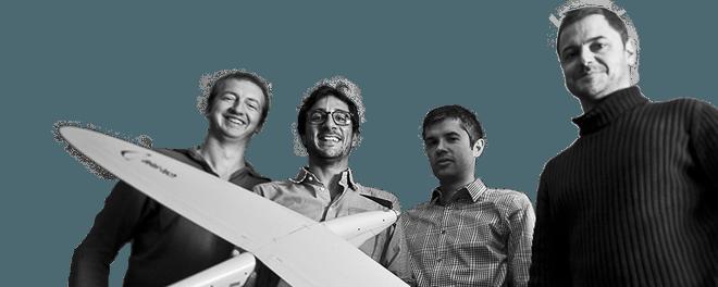 Delair-Tech founders