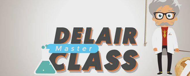 Delair-Tech master class for sensors