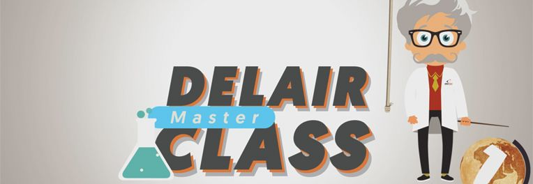 Delair-Tech master class for sensors