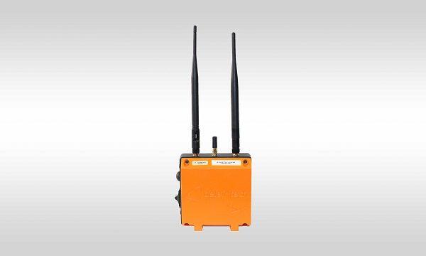 Delair-Tech baby bear antenna for long range UAVs