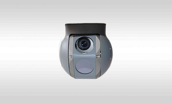 Gyrostabilized camera for UAVs and drones