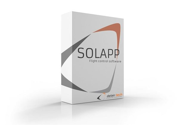 Solapp UAV flight software