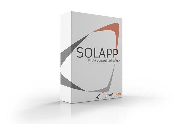 Solapp UAV flight software