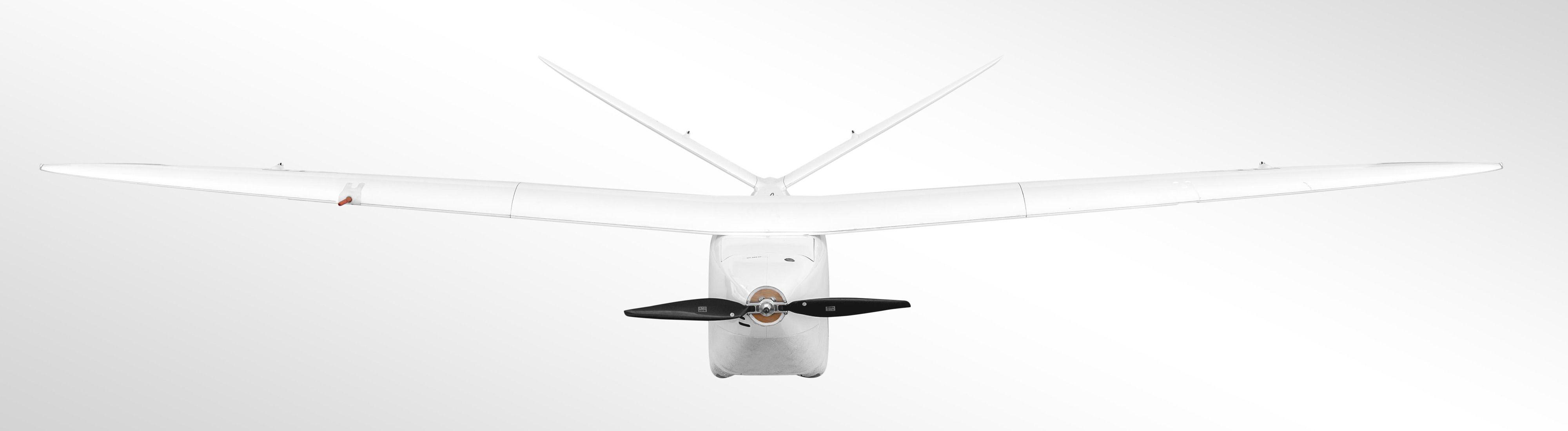 UAV drone Delair-Tech front