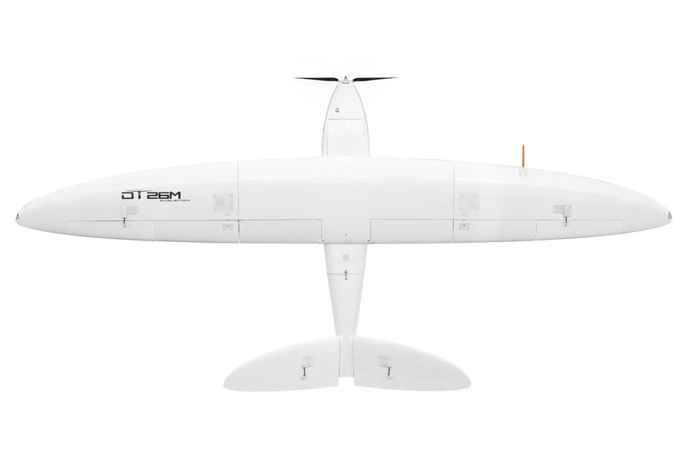 Military Industry drone UAV DT26M Delair-Tech