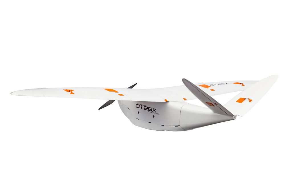 Delair-Tech long range drone UAV