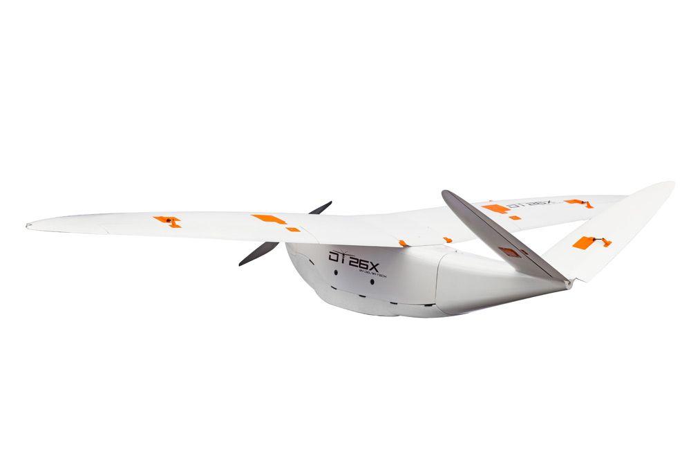 Delair-Tech long range drone UAV