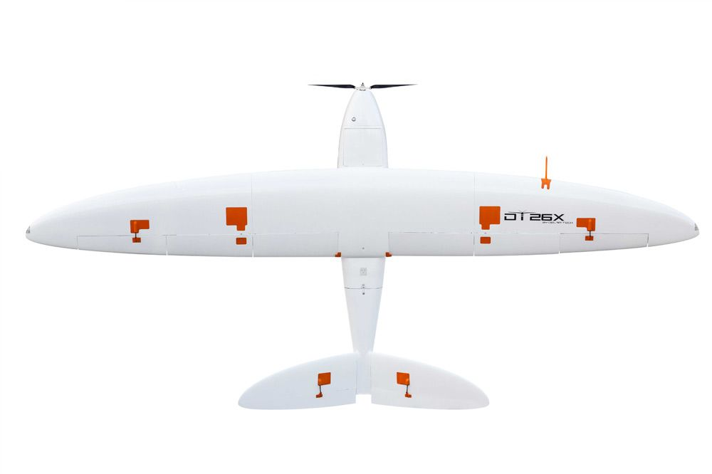 Delair-Tech drone UAV long range DT26X