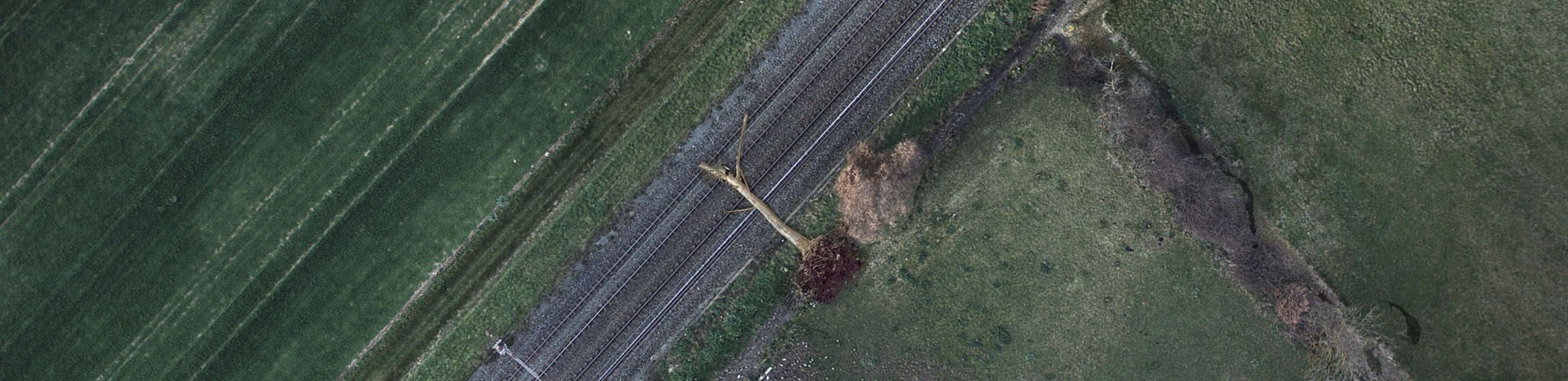 UAVs Emergency mapping Railways and Roads industry