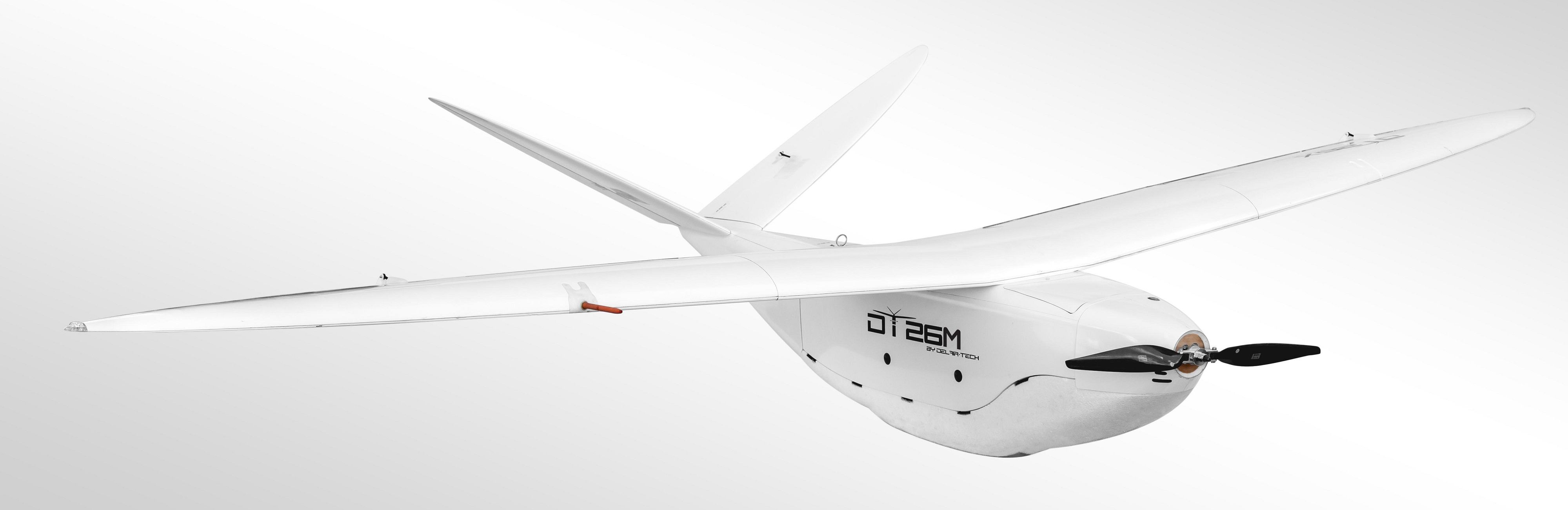 Delair-Tech long range military UAV