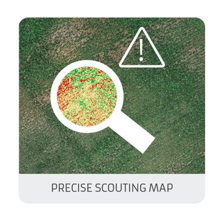Agri & Forestries – Precise scouting maps