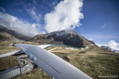 DT18 UAV mountain inspection
