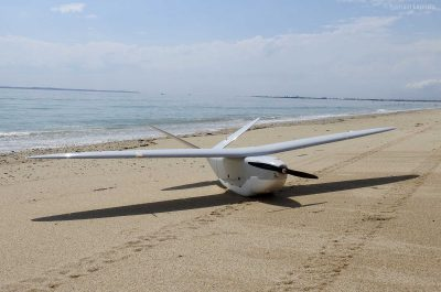 DT26M UAV for military industry and defense