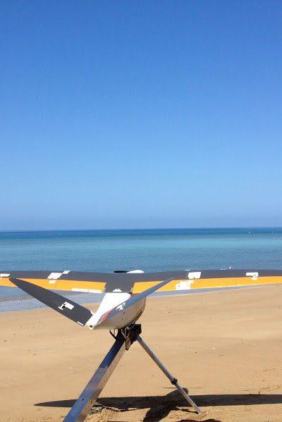 DT26X long range UAV in Mayotte
