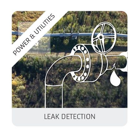 Leak detection (powerlines)