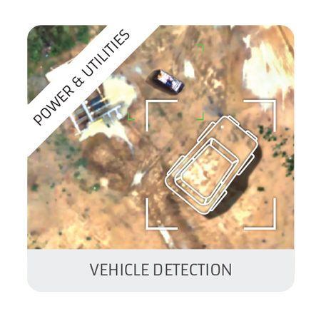 Vehicle detection (powerlines)