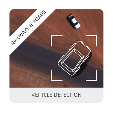 Vehicle detection (railways & roads)