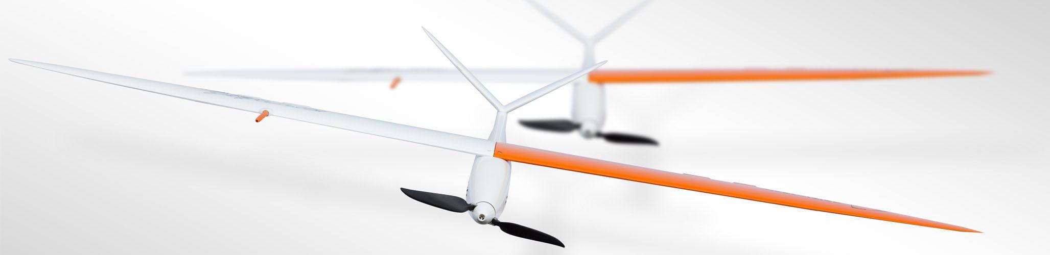 DT18 Delair-Tech long range drone