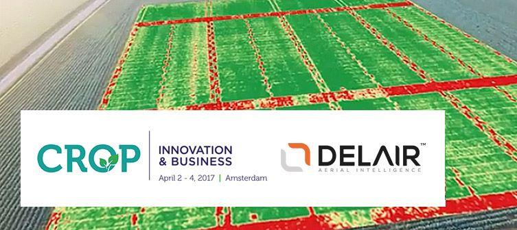 Delair-Tech will exhibit at CROP IB