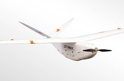 DT26X LiDAR professional drones