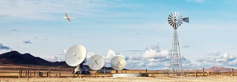 Delair-Tech long range DT18 test for NASA