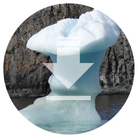Aerial imagining in Antartica with UX5 Delair-Tech