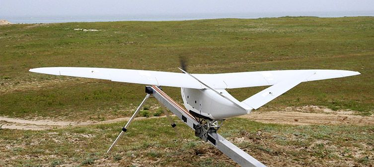 Provider of fixed-wing drones for French government