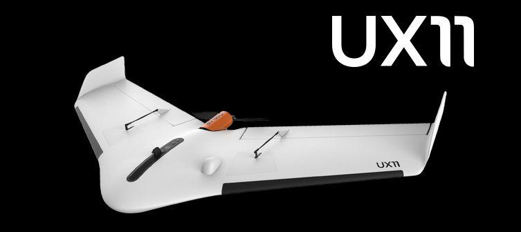 Delair UX11 long range drone 3G 4G