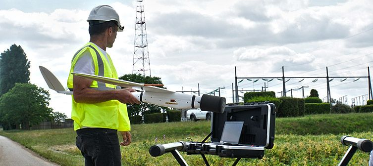 The power of drones: drone inspection for Power & Utilities