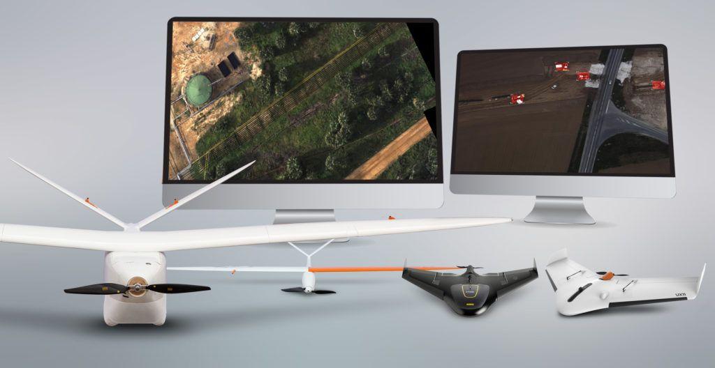 Delair drone