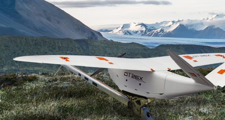 Fixed-Wing UAV: Delair introduces most advanced LiDAR surveying UAV