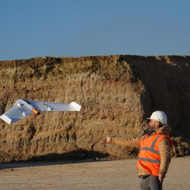 Delair announces global availability of most advanced & cost effective large area mapping UAV for geospatial professional