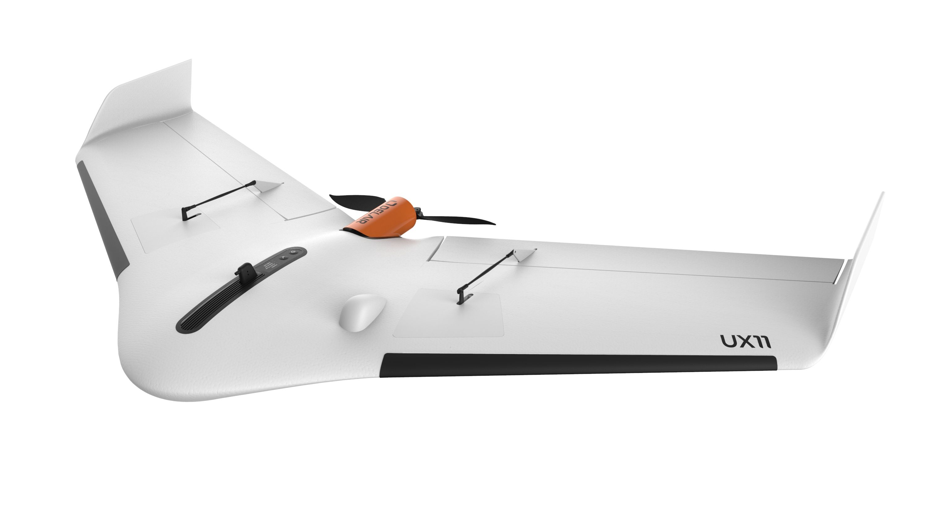 Industrial fixed wing drone Delair UX11