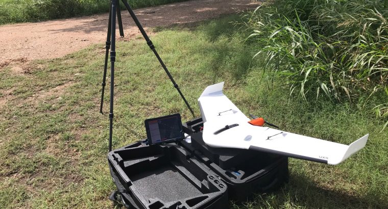 Crafton Tull adopts Delair UX11 UAV for long range planning and surveying