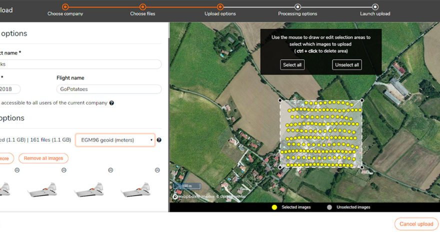 Elevation Problems Resolved with Geoid Model Support in delair.ai