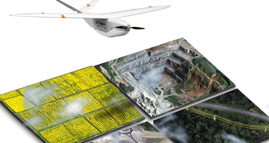 Delair Introduces Open Payload Version of Long-range UAV to Enable Custom Configuration of Sensing Capabilities