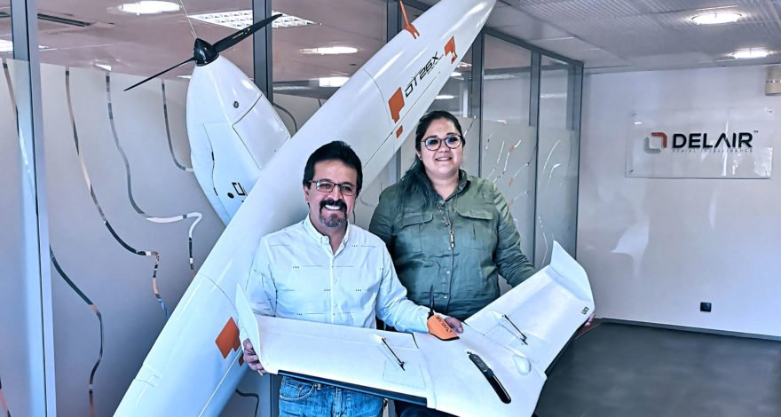 Delair signs agreement with Geoforma to open its first commercial drone service operation in Latin America