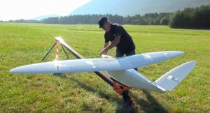 RTE relies on Delair DT26X LiDAR drone for power line inspection