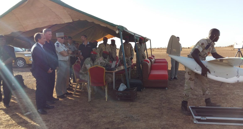 DT26X Surveillance long range surveillance drones to better address counter terrorism in Niger