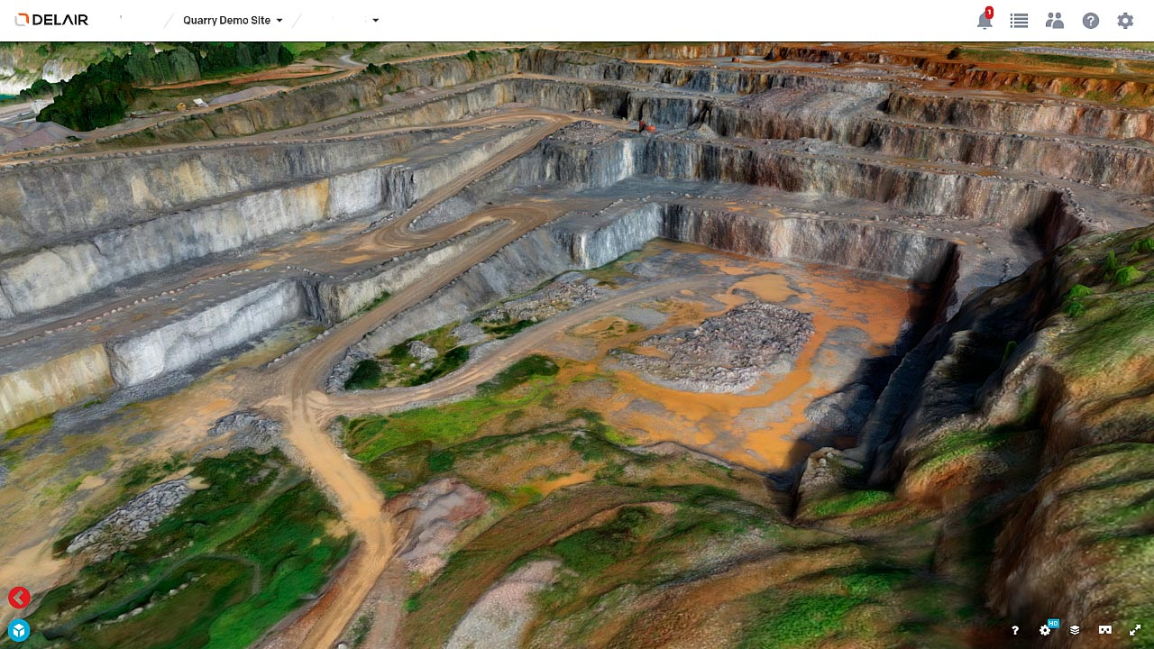 mines-quarries-cloud-photogrammetry-software